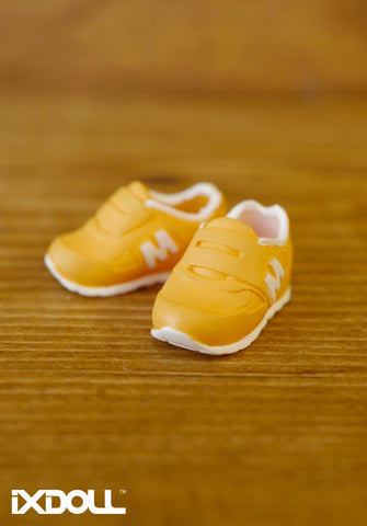 [APS05] M Sneaker Sport Shoes / Tangerine