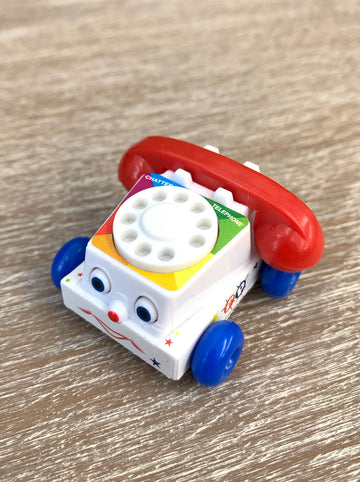 [ATY-25] Fisher Price Chatter Telephone