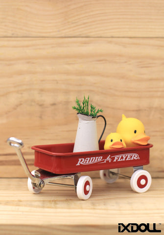 [ATY-11-RadioF] Classic Wagon by Radio Flyer