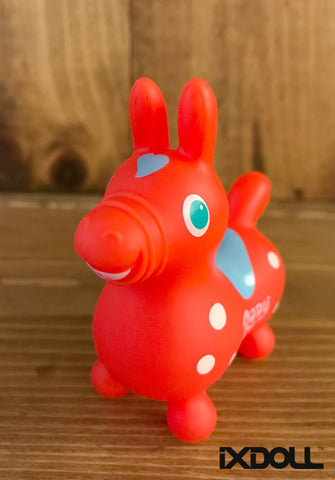 [ATY-21-Rody] Rody horse / Orange