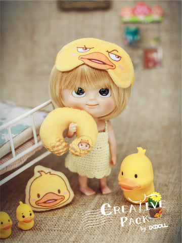 [MDIY01] Bubu Ducky Creative Pack Set A