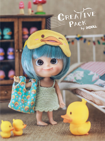[MDIY07] Bubu Ducky Creative Pack Set G