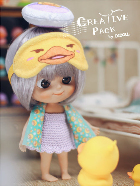 [MDIY04] Bubu Ducky Creative Pack Set D