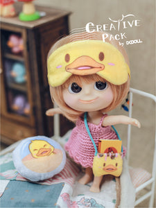 [MDIY05] Bubu Ducky Creative Pack Set E