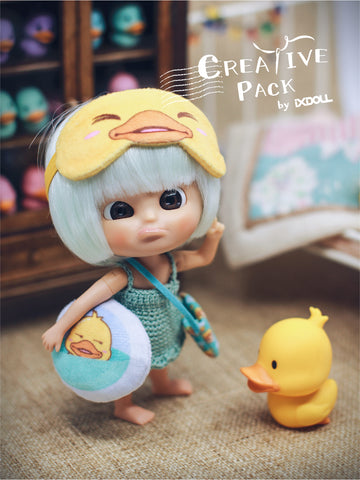 [MDIY06] Bubu Ducky Creative Pack Set F