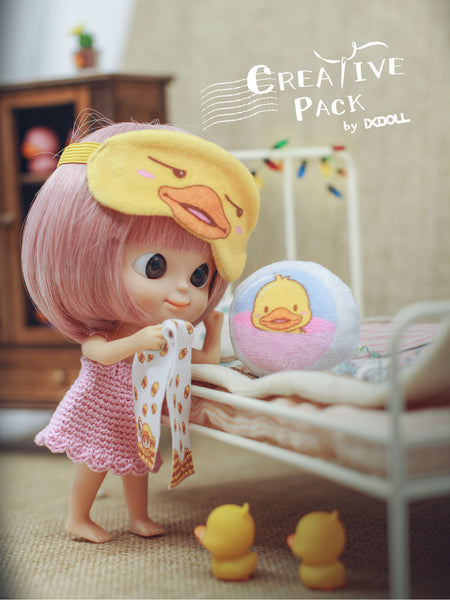[MDIY03] Bubu Ducky Creative Pack Set C