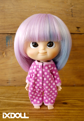 [DW30] MMC Hair Wig / Pink & Blue Mystical
