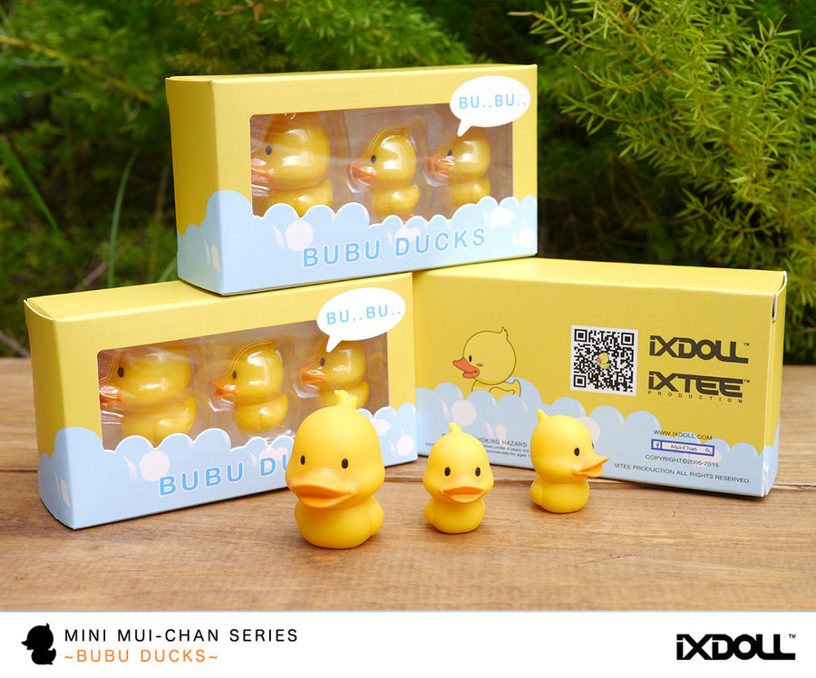 [DK-Box] How to Swim Ducky Box Set