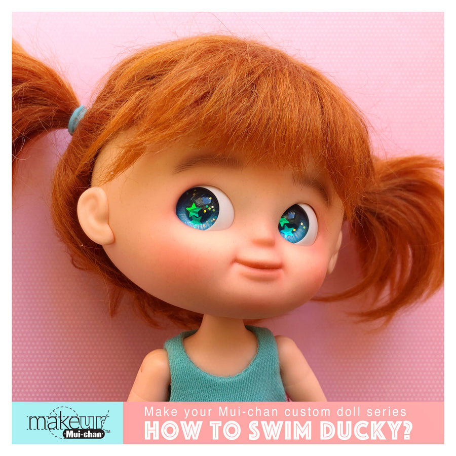 [A018] AMMC- How to Swim Ducky