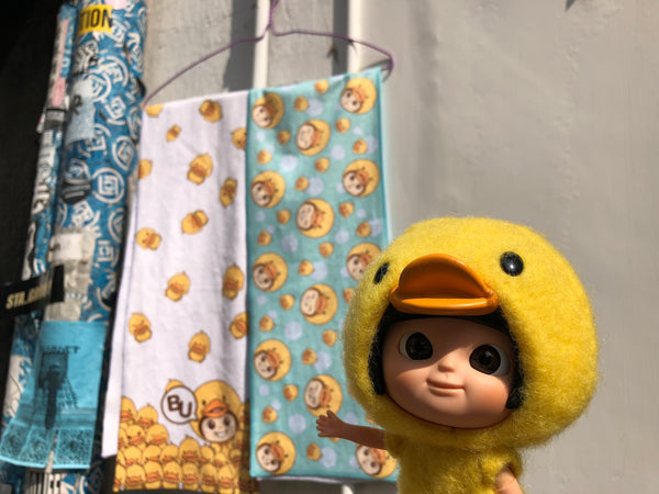 [STS21] Towel (MuiMui Bubble Bath)