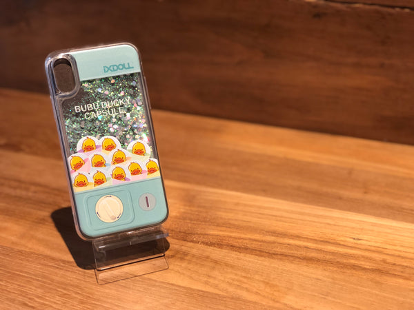 [STS15] BuBu Ducky Capsule (for  iPhone X)