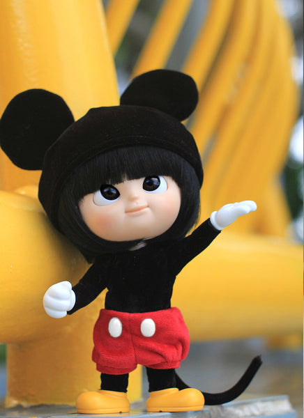 AMMC - Disney Edition Mickey90s Mui-chan(Exclusively For Hong Kong)