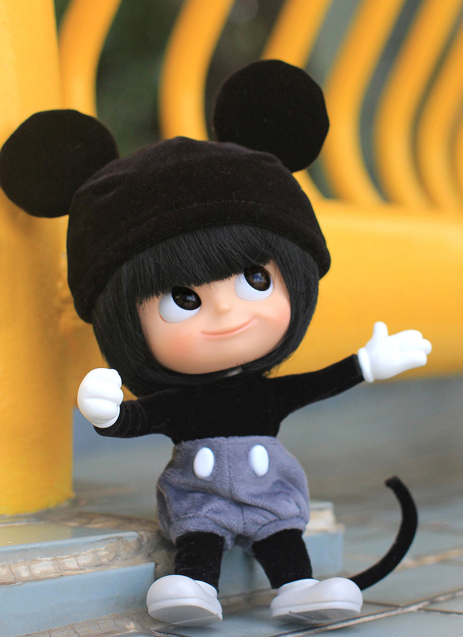 AMMC - Disney Edition Mickey90s Mui-chan/ Vintage ver. (Exclusively For Hong Kong)