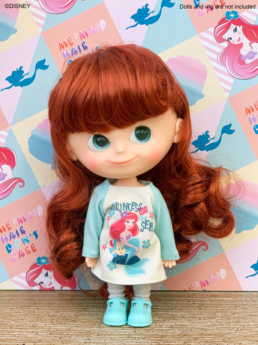 [OF379] Disney The Little Mermaid/T-Shirt Set(Exclusively For Hong Kong)