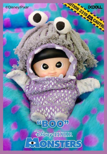 AMMC - Disney and Pixar Edition Monster Inc. Boo Mui-chan(Exclusively For Hong Kong)