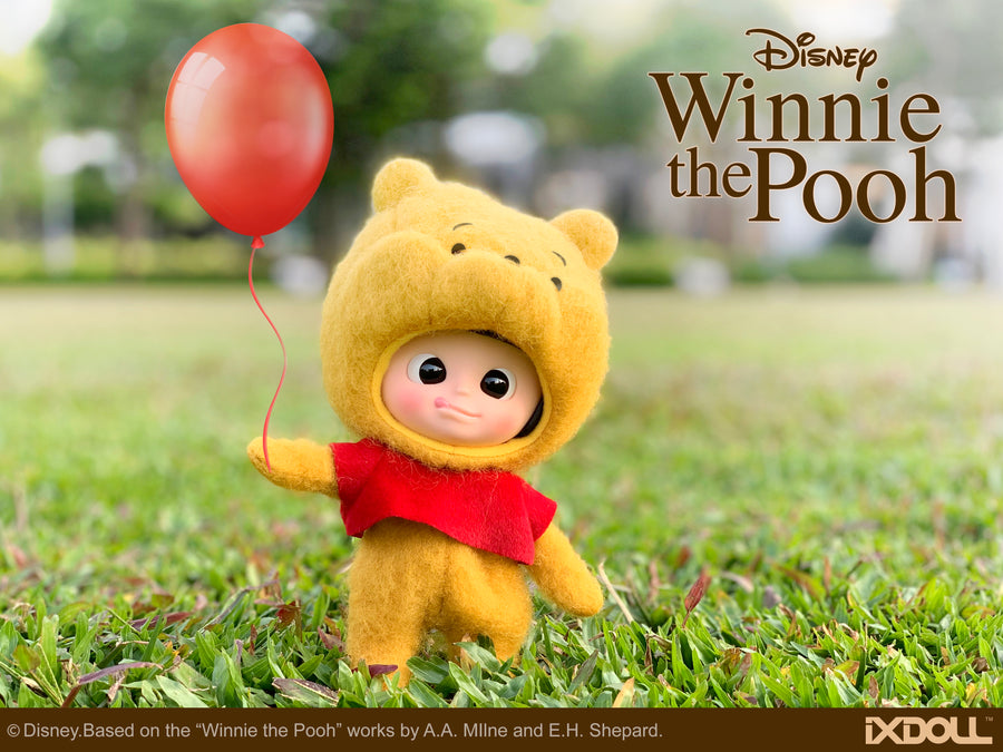 AMMC - Disney Winnie the Pooh Mui-chan (Exclusively For Hong Kong)