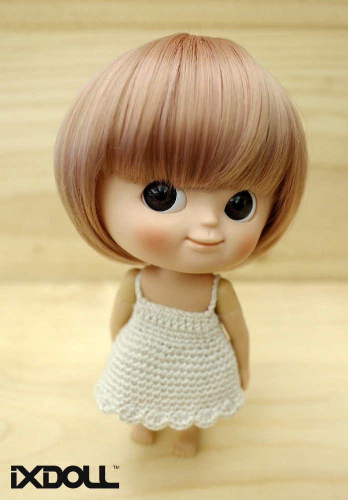 [DW07] MMC Hair Wig / Pastel Brown