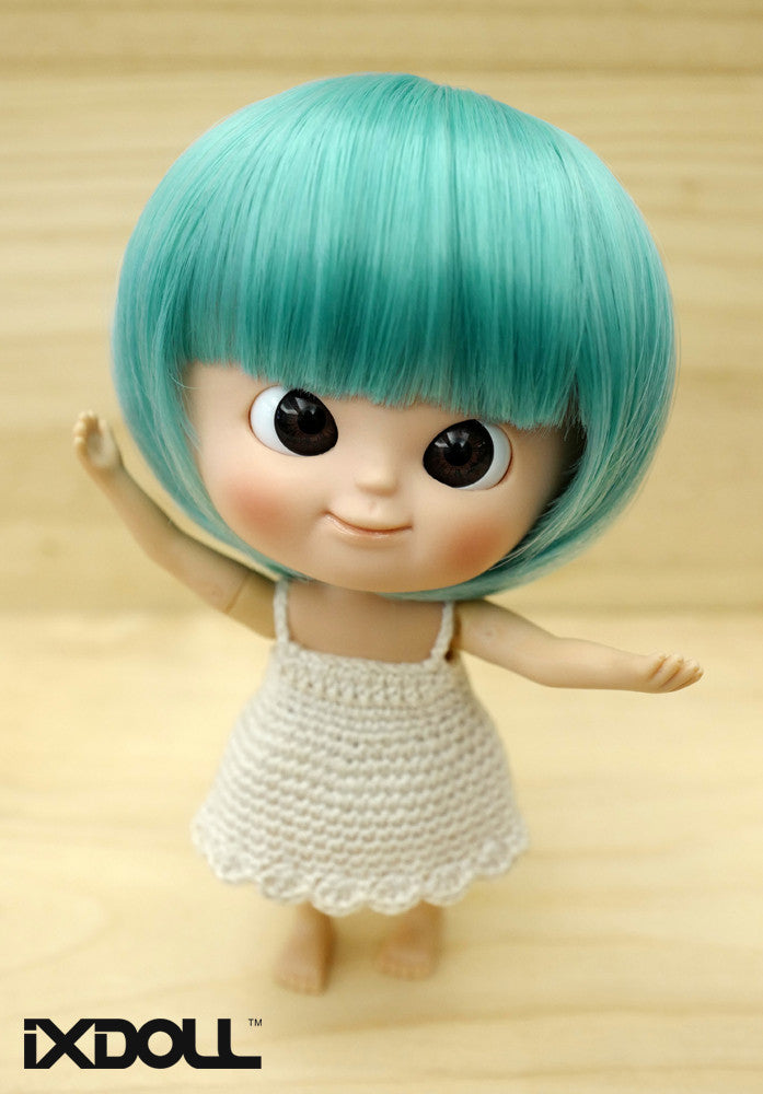[DW09] MMC Hair Wig / Minty Turquoise
