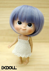 [DW12] MMC Hair Wig / Pastel Purple Blue