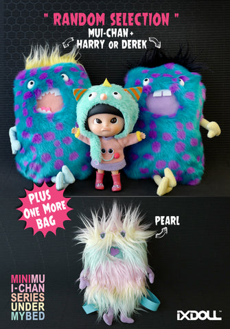 [MMC10-UB2/18E] Under My Bed (Harry or Derek Random +Pearl) ★【Pre-order】★