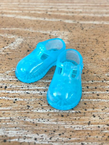 [APS46] Jelly Berry Blue MaryJane Shoes
