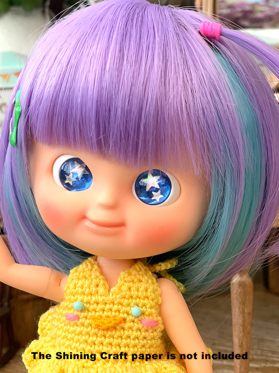 [AEC01] Mui-Chan Doll - D.I.Y Eye Ball