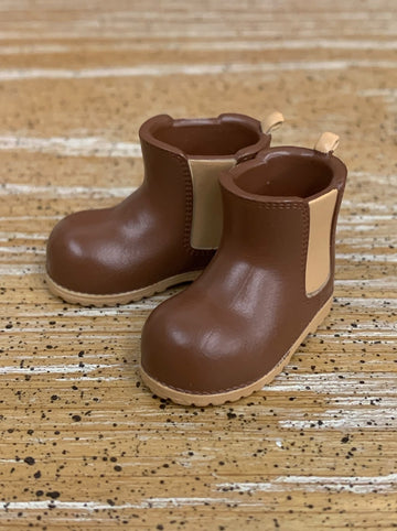 [APS12] Chocolate Brown Boots