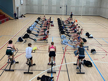 NTC Women Indoor Training