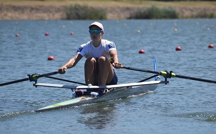 Mould 137 - Women's Heavyweight Single Scull | Sykes