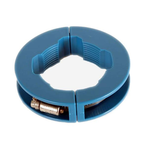 C2 Sweep Collar with Clamp Azure blue