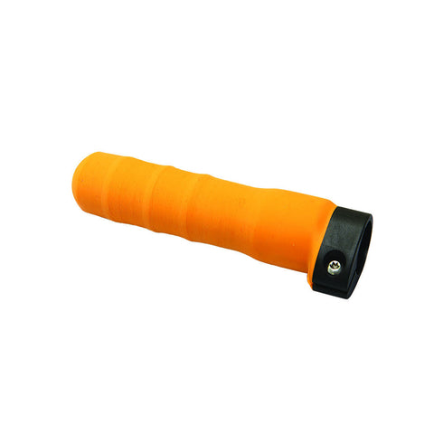 C2 Contoured Orange Scull Rubber