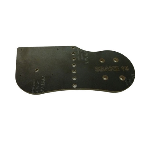 Bakelite plate 150mm Steering