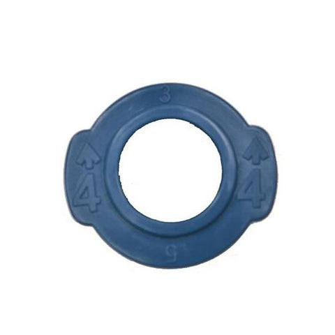 Scull and Sweep Oarlock Universal Bushing, 13 mm, Blue