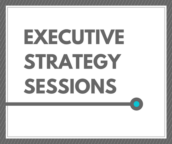 Executive and Career Management Strategy Sessions: 90 Minute Consulting Sessions