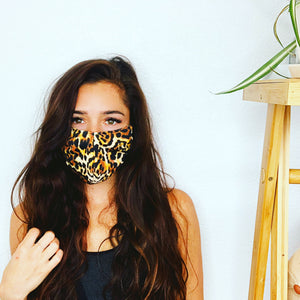 Corona Fashion - Cute Face Masks & Bands