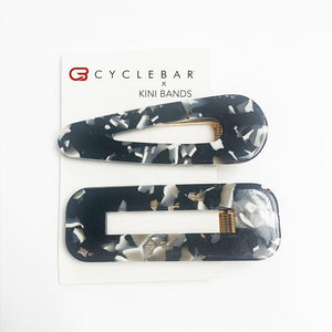 CB Hair Clips (5-Pack)