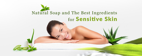 natural soap for sensitive skin
