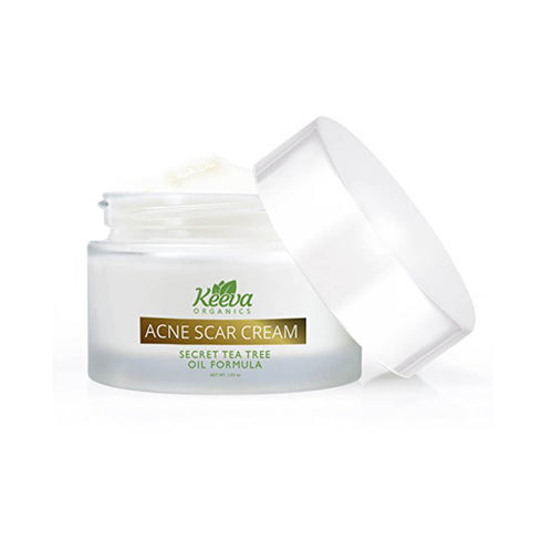 Best Acne Scar Removal Cream Tea Tree Oil Organic Ingredients