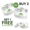 *(Buy 2 Get 1 FREE) Get 3 2oz Jars of Keeva's ORIGINAL Tea Tree Oil Acne Treatment.