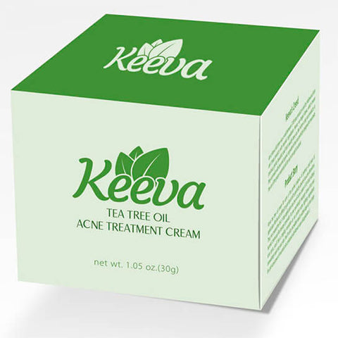 Keeva's ORIGINAL Tea Tree Oil Acne Treatment ON SALE TODAY!