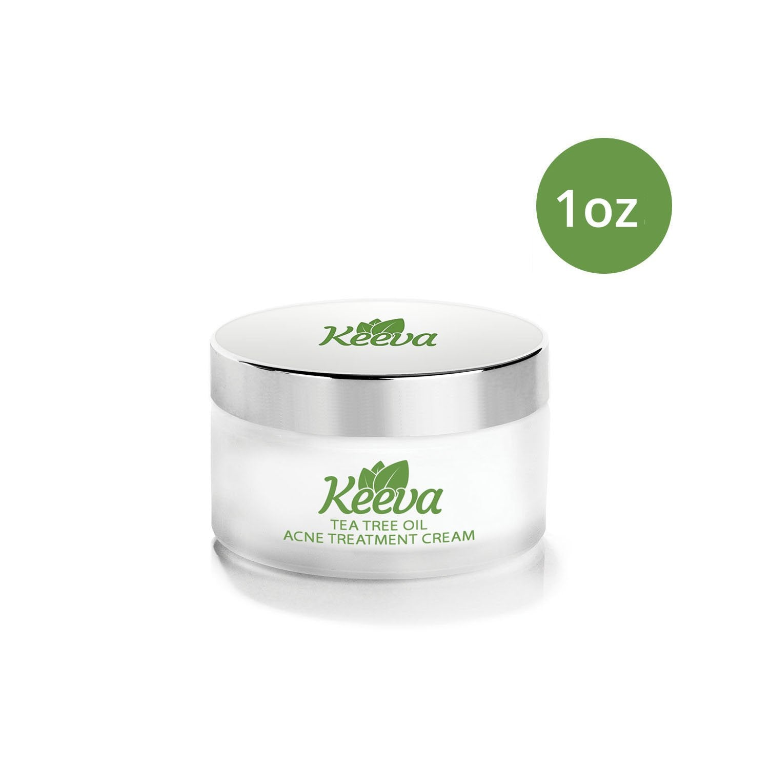 Best Tea Tree Acne Treatment Tea Tree Oil Cream Keeva Organics