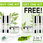 [ON SALE TODAY!]  BUY 1 GET 1 FREE! Get 2 Kits When You Order the 3 in 1 Acne Kit + FREE Derma Roller