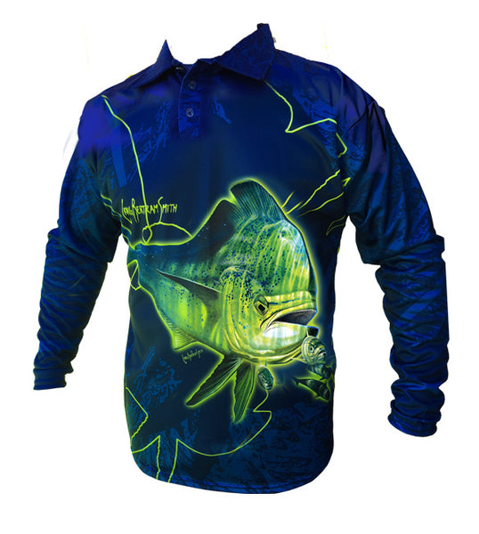 Dorado Golf Long Sleeve Shirt