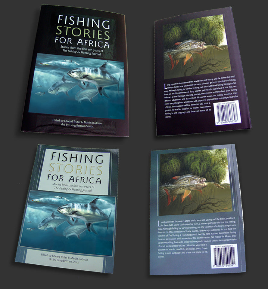 fishing stories for Africa book