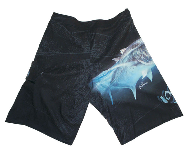 Iggy Pop Stealth - Board Shorts