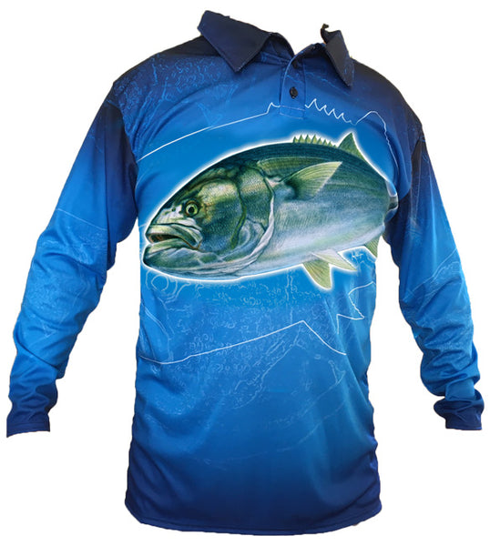 Shad Golf Long Sleeve Shirt