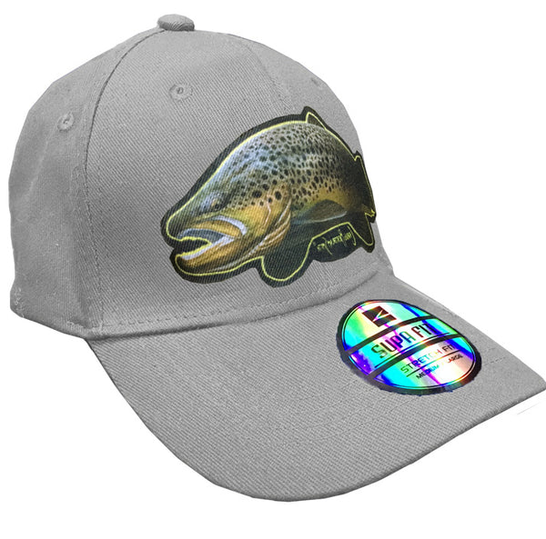 Brown Trout Caps - SupaFit