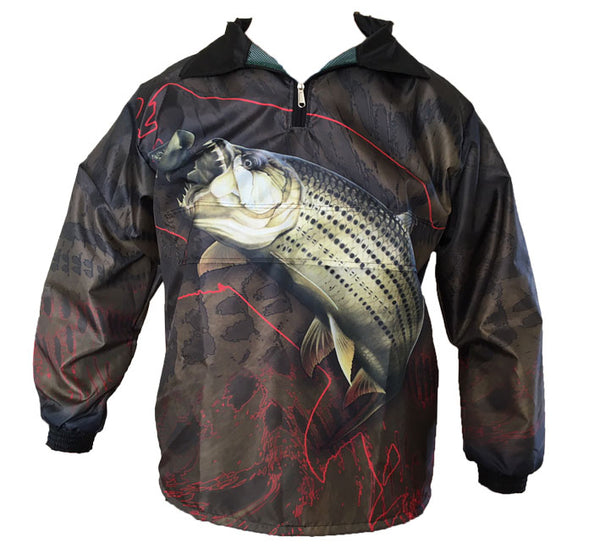 Tigerfish Rain Jacket