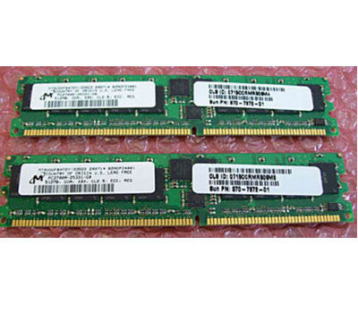 370-7972-01 X8703A for Sun 1GB Kit 2 x 512MB server memory well tested working