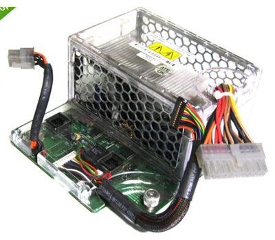 207066-001 228505-001 for HP Compaq Proliant DL380 G2 DC Converter Refurbished